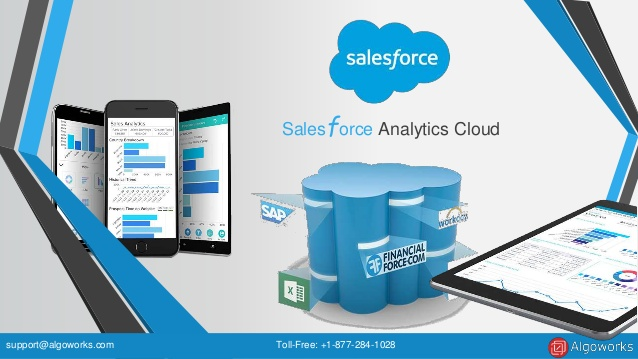 Salesforce Wave: The new Salesforce Analytics Platform Launched at Dreamforce 2014