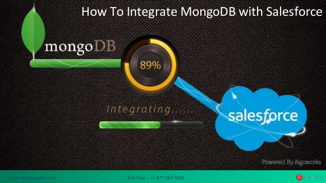 How To Integrate MongoDB With Salesforce?