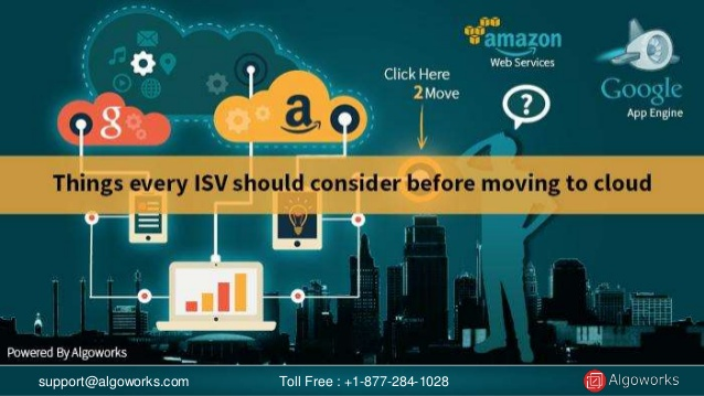 Things That Every ISV Should Consider Before Moving To Cloud Platform