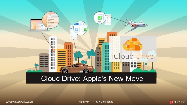 iCloud Drive: Apple's New Move To Store Important Business Documents