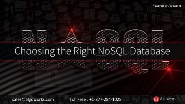 Choosing The Right NoSQL Database Type: Tips and Solutions