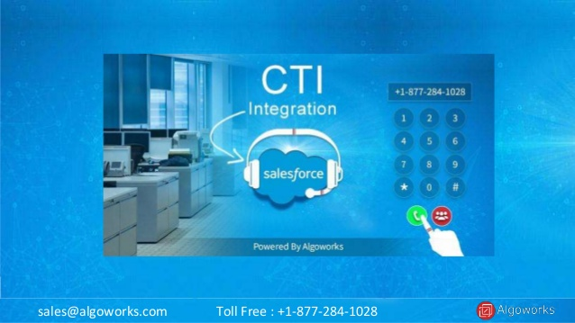 How To Integrate Salesforce With CTI?