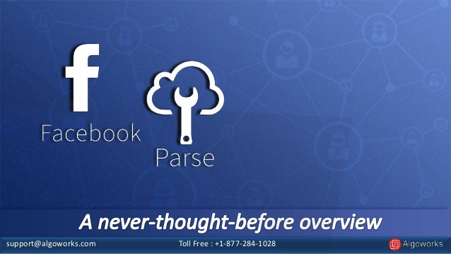 Facebook Parse: A Complete Overview