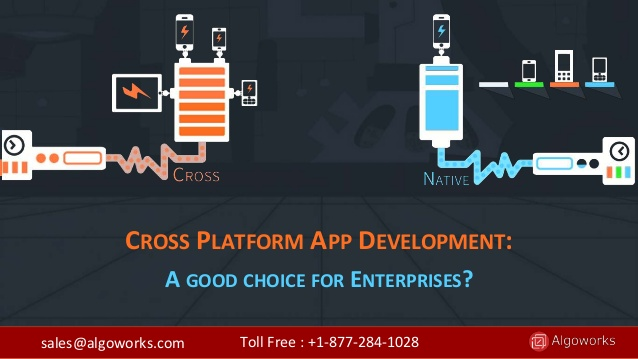 Cross Platform or Native App Development – Which Is Better Choice For Enterprises?
