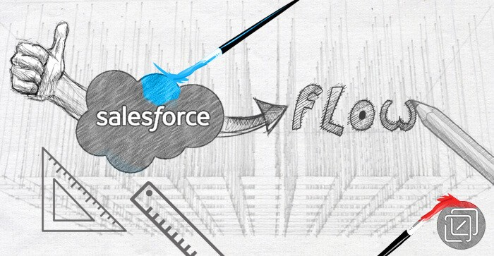 Why flow with Salesforce Flow?