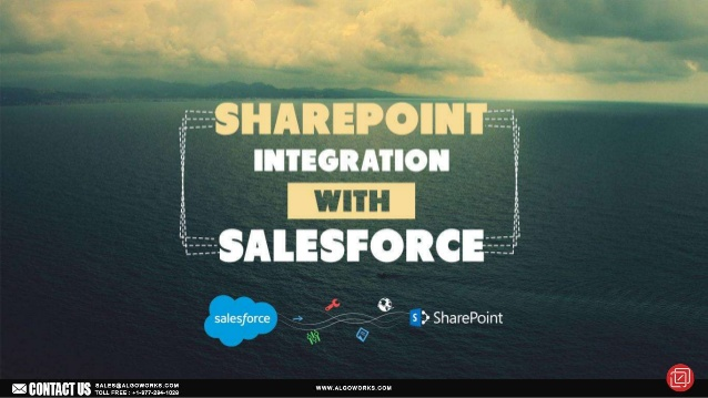 7 Important Steps to Integrate SharePoint with Salesforce