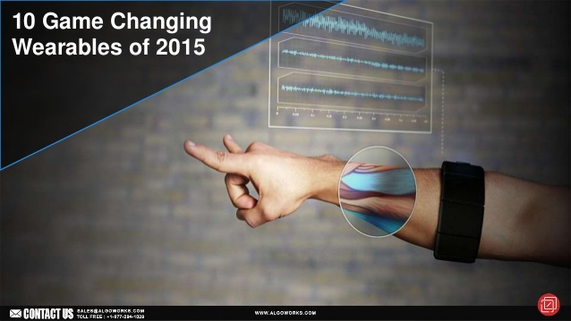 10 Game Changing Wearables of 2015