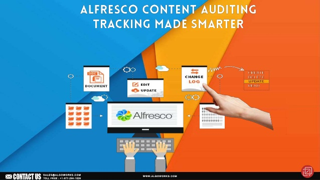 Alfresco Content Auditing : Tracking Made Smarter