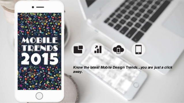 Top 5 Mobile Design Trends of 2015