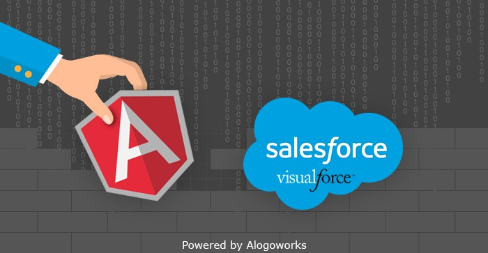 How to develop Salesforce Visualforce apps using AngularJS ?