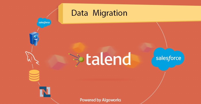 How to Import and Export data from Salesforce using Talend