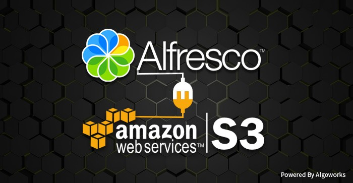 How to integrate Alfresco with Amazon S3