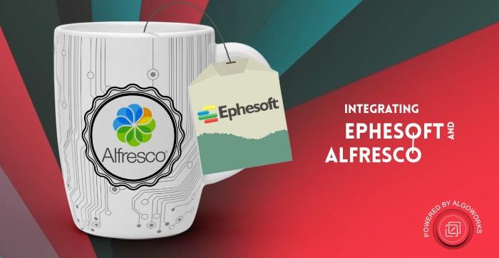 Alfresco and Ephesoft Integration: A Complete ECM Solution