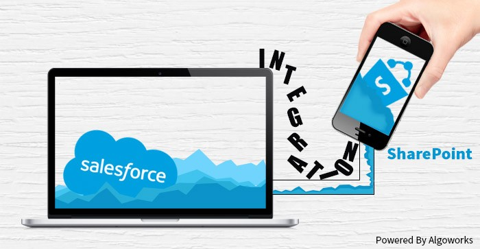 How to integrate SharePoint with Salesforce?
