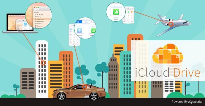 iCloud Drive: Apple's New Move