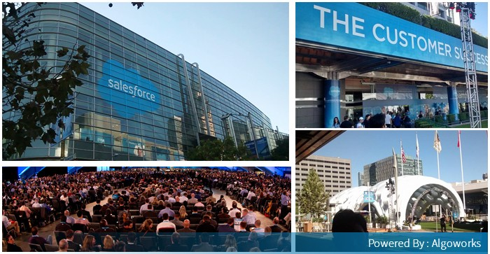 Dreamforce 2014: A Magnificent Experience