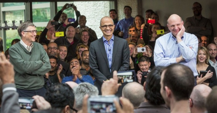 Race to Microsoft CEO Comes to an End : Satya Nadella Wins