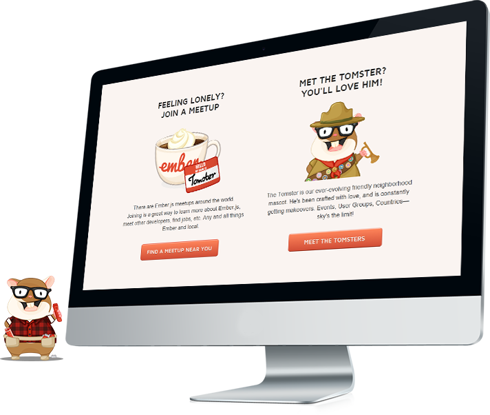 EmberJS web app developers