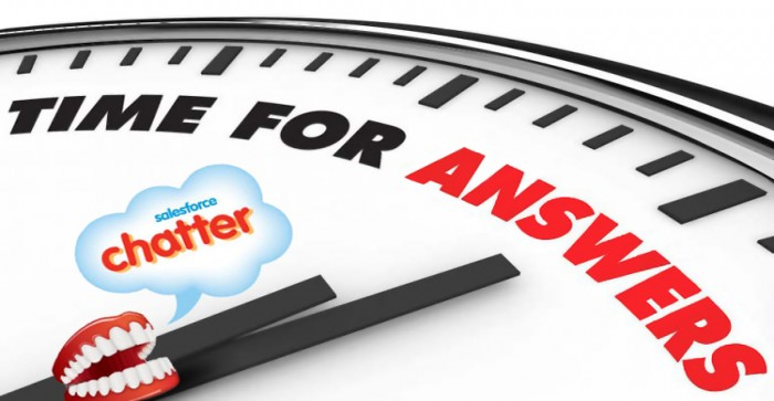 FAQs to Understand Salesforce Chatter Better
