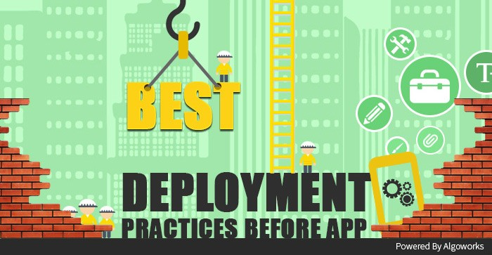 Best Practices for Deploying Mobile Apps | An Infographic
