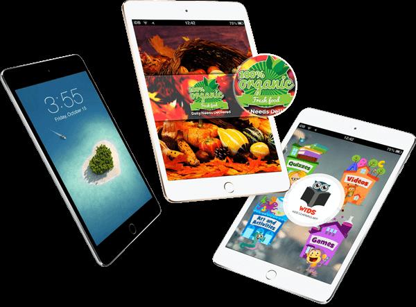 iPad App Degigners