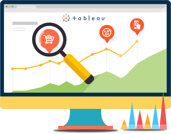 Tableau Design And Visualization Services