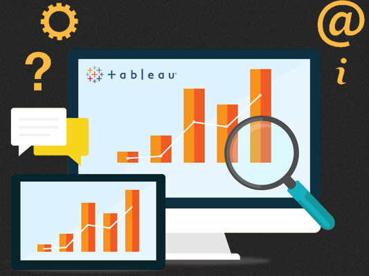 Tableau Business Intelligence Services