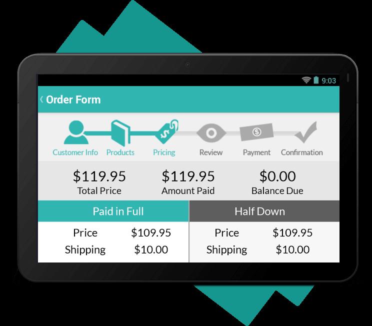 Enterprise Dealer's App