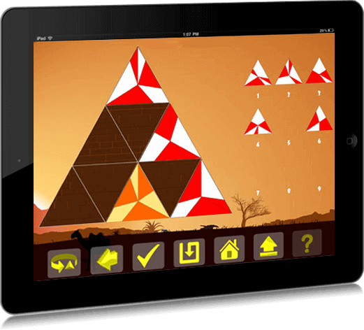 3D Puzzle App for iOS