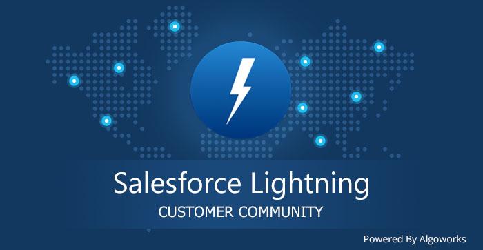 lightning customer community the next generation community cloud