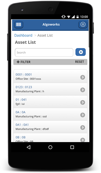 facility management app for ios