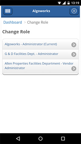 ios mobile app for facility management
