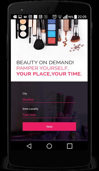 Beauty & Fashion Application Development Company