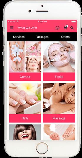 Beauty & Fashion App Development