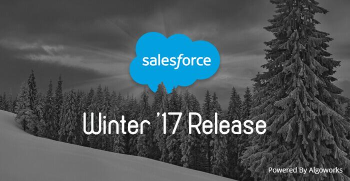 Salesforce Einstein: 6 Take-Aways from Salesforce Winter '17 Release