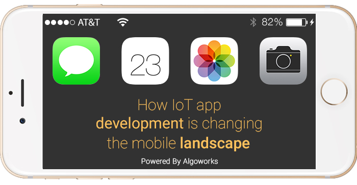 Understanding The Changing Ecosystem Of Mobile App Development With Effect Of IoT