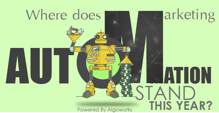 Where Does Marketing Automation Stand This Year | An Infographic