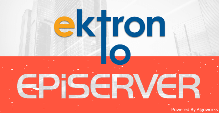 Migrating From Ektron To Episerver – The Process