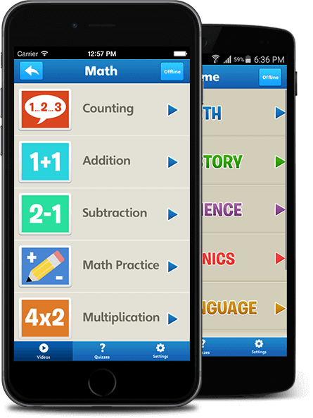 E-Learning App for Android