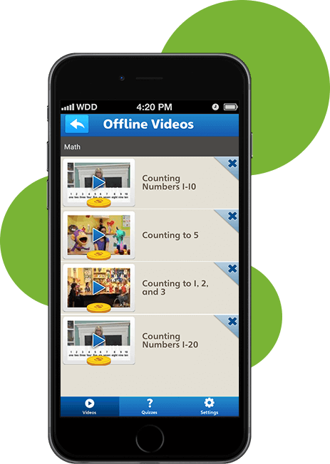 iOS app for Kids