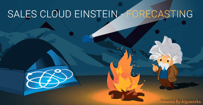 What Sales Cloud Einstein: Forecasting – has for sales representatives