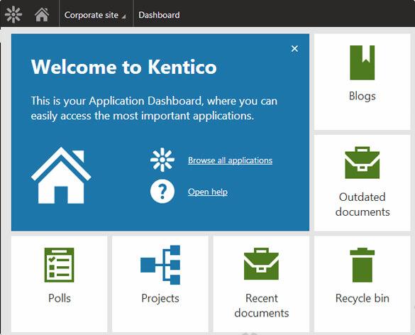 Kentico Services