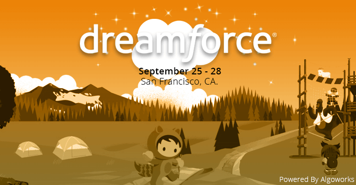 Dreamforce 2018 Countdown Is On. Are You Ready?