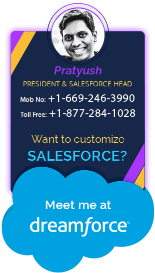 Whome to meet at Dreamforce