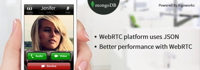 MongoDB Video Calling App