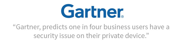 BYOD and CYOD Gartner Report