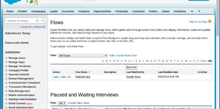How To Create Surveys Using Salesforce Flow - Algoworks