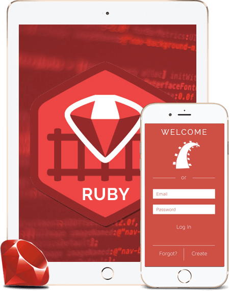 ruby on rails app development