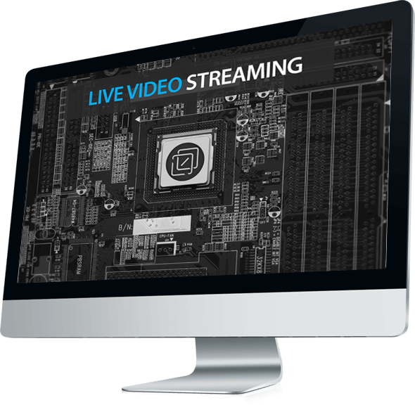live video streaming