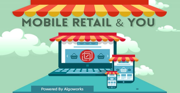 Mobile Retail and You | An Infographic